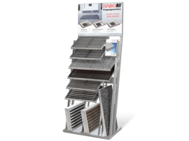 HAGOMAT display stand